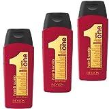 Uniq One All in One Shampoo & Conditioner 300ml (3Stück)
