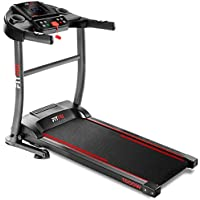 cinta de correr FIT de 1500w de potencia hasta 14km/hr, pulsometro,altavoces, MP3, 12 programas de entrenamiento.