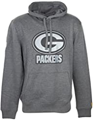New Era Hoody - NFL Green Bay Packers graphite