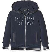 CMP – F.lli Campagnolo,  –Chaqueta de forro polar para hombre, otoño/invierno, niño, color negro/azul, tamaño 140