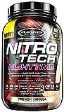 Suplemento para rendimiento Muscletech Nighttime...