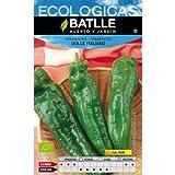 Batlle - Semillas Ecolgicas De Pimiento Dulce Italiano