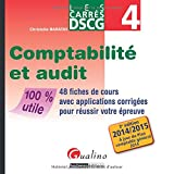 Carre DSCG 4 - Comptabilite et Audit
