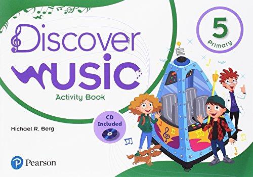 Discover Music 5 Activity Book Pack por Michael R. Berg
