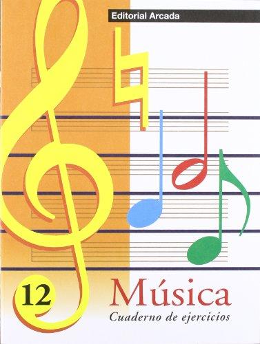 Música. Cuaderno De Ejercicios 12 (Musica) por Marta Figuls Altes