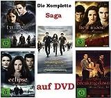 Twilight 1-5 - Die komplette Saga