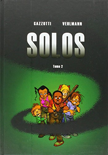 Solos 2 (Juvenil) por Fabien Vehlmann