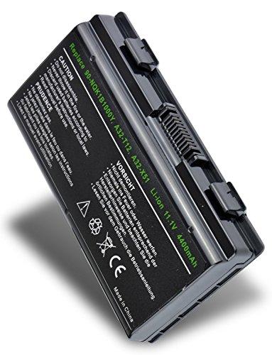 Batterie de remplacement pour Asus X51RL (4400mAh/10.8V)