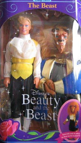 Disney Classic: Die Schöne und das Biest (Verwandlungspuppe ()