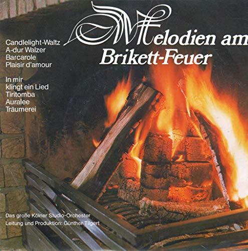 Das große Kölner Studio-Orchester Melodien am Brikett-Feuer Candlelight-Waltz A-dur Walzer / In mir klingt ein Lied / Tiritomba