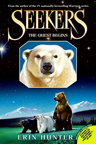 Seekers #1: The Quest Begins por Erin Hunter