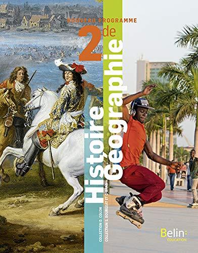 Histoire-Géographie 2de Manuel élève 2019