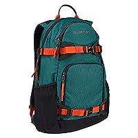 Burton Riders Backpack 25Litre 2.0Snowboard Rucksack 51cm, Unisex, Dark Tide Ripstop, 51 cm
