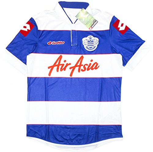 2013-14 QPR Home Lotto Football Shirt