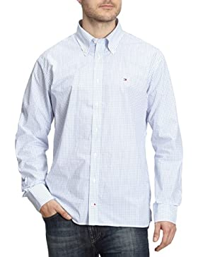 Tommy Hilfiger Open Chk Cf2 - Camisa Hombre