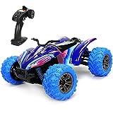 GPTOYS Ferngesteuertes Auto RC Auto 1/16 Skala 2,4 GHz 4WD Rennauto Monster Truck Spielzeug für Kinder