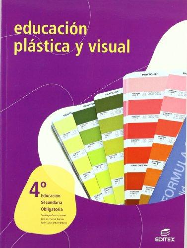 Educación plástica y visual 4º ESO (Secundaria) - 9788497713498