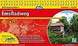 ADFC-Radreiseführer EmsRadweg 1:50.000, praktische Spiralbindung, reiß- und wetterfest, GPS-Tracks Download: Von Hövelhof nach Emden, mit Dortmund-Ems-Kanal bis zur Ems