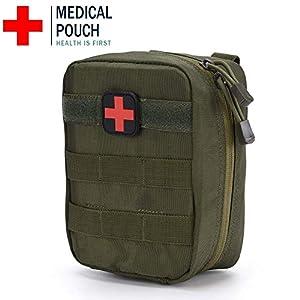Vidoo Medizinische Tasche f¨¹r Outdoor Wadern und Camping