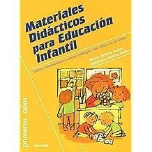 Materiales Didácticos Para Educación Infantil (Primeros Años)