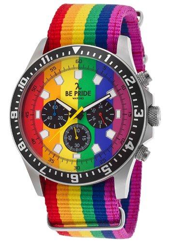 Be Pride BP001 - Orologio da polso, Tessuto