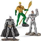 Schleich kt-20497 Justice League-Set 22517, 22519, 22526 (3teilig)