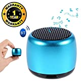 Best Mini Bluetooth Speakers - Captcha Smallest Coin Size Bluetooth Speaker with Mic Review