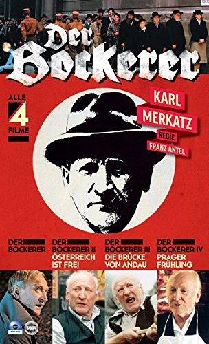 Produktbild Der Bockerer: Teil 1-4 [2 DVDs]
