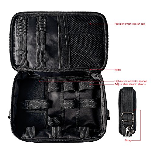 Coil Meister Vape Tasche PVC-Reisen Umhängetasche tragbare Tasche für Werkzeuge Universal-Tragetasche - 2