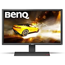 "BenQ RL2755HM - Monitor gaming LED de 27"" (1920 x 1080 con tecnología FHD, Full HD, Eye-Care, DVI, Dual HDMI), color negro"