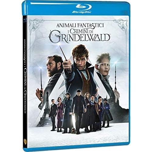 Animali Fantastici - I Crimini Di Grindelwald [Italia] [Blu-ray] 1
