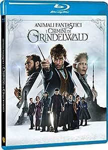Animali Fantastici - I Crimini di Grindelwald  (Blu Ray)