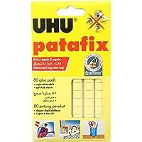 Uhu UHU50140 Patafix Hamur Yapıştırıcı, Sarı