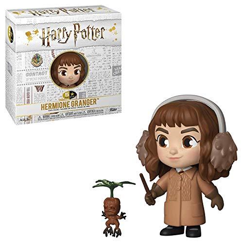 Funko Harry Potter Figura 5 Stars Hermione Granger Herbology, Multicolor (37266)