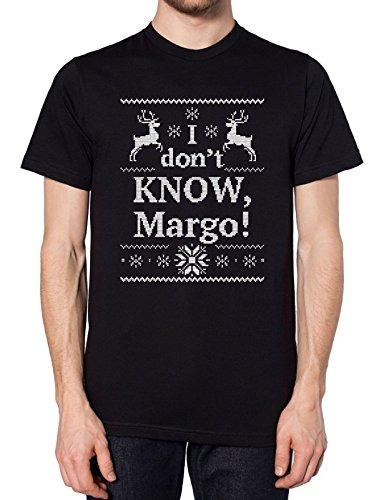 Ich kenne Don'T Shirt Margo Schwarz