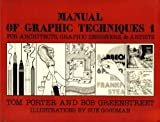 Manual of Graphic Techniques for Architects, Graphic Designers and Artists