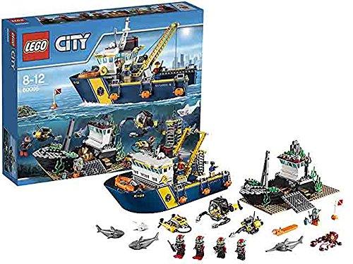 LEGO CITY NAVE PER ESPLORAZIONI 60095