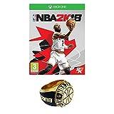 NBA 2K18 + Bague de champion (Exclusif Amazon)