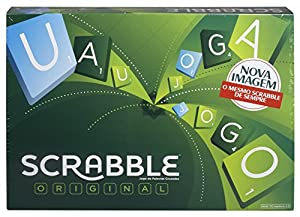 Mattel Games Juegos de mesa para niños Scrabble original portugués (Mattel Y9597)