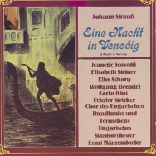 Johann Strauß: Eine Nacht in Venedig - A Night in Venice