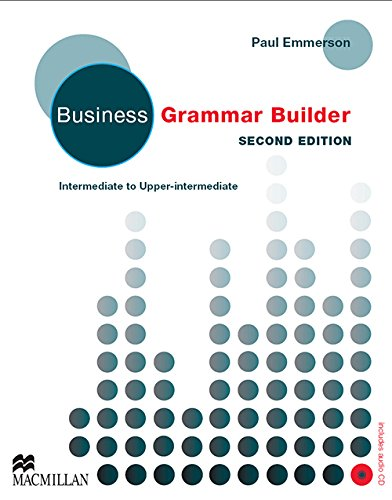 BUSINESS GRAMMAR BUILDER Pk New Ed