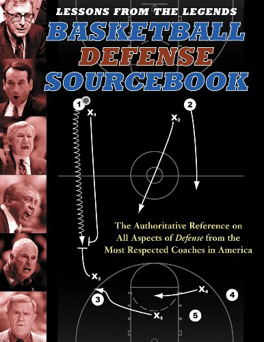 Lessons from the Legends: Defense: The Authoritative Reference on All Aspects of Defense from the Most Respected Coaches in America por Jerry V. Krause