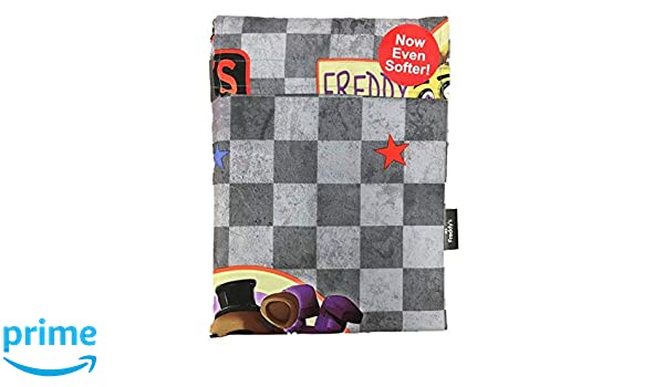 Five Nights at Freddys Twin Sheet Set franco SYNCHKG116778