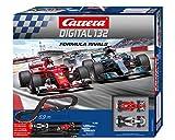 Carrera- Digital 132 Formula Rivals Juguete Circuito de Coches, Multicolor (20030004)