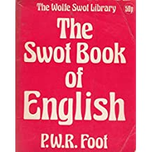 Swot Book of English (The Wolfe swot library)