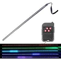 5050 20W 48 LED RGB Auto Truck Remote Colorful Knight