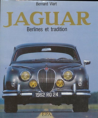 Jaguar berlines et tradition