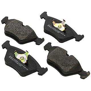 ABS All Brake Systems bv 36650 Bremsbeläge - (4-teilig)