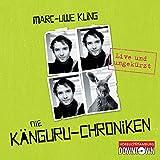 Marc-Uwe Kling lebt mit einem Känguru zusammen. Das Känguru ist Kommunist und steht total auf Nirvana. Die Känguru-Chroniken berichten von den Abenteuern und Wortgefechten des Duos. Und so bekommen wir endlich Antworten auf die drängendsten Fragen un...