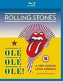 Rolling Stones - Ole Ole Ole! - A Trip Across Latin America [Blu-ray]